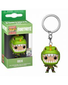 Fortnite Rex Pop! Keychain