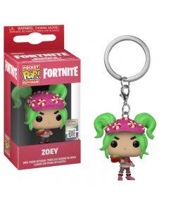 Fortnite Zoey Pop! Keychain