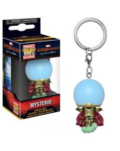 Spider-Man Mysterio Pop! Keychain