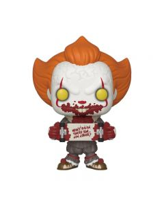 Stephen Kings Es Kapitel 2 / It Chapter 2 Pennywise (with Skateboard) Pop! Vinyl