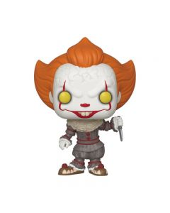 Stephen Kings Es Kapitel 2 / It Chapter 2 Pennywise (with Blade) Pop! Vinyl