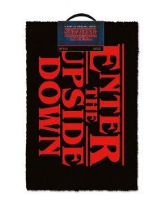 Stranger Things Fußmatte Enter The Upside Down  Fussmatte / Doormat