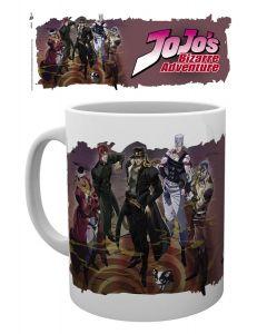 Jojo's Bizarre Adventure Tasse / Mug