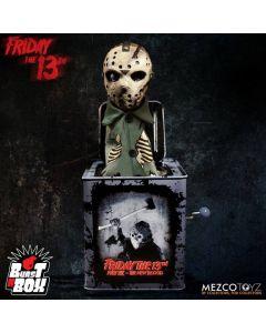 Friday the 13th Jason Burst-A-Box