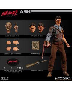 Evil Dead 2 Ash One: 12 Collective 1/12 Mezco