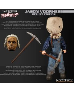 Living Dead Dolls Friday the 13th Jason Voorhees
