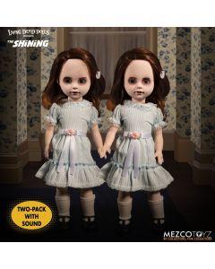 Living Dead Dolls The Shining The Grady Twins