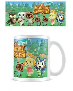 Animal Crossing Lineup Tasse / Mug