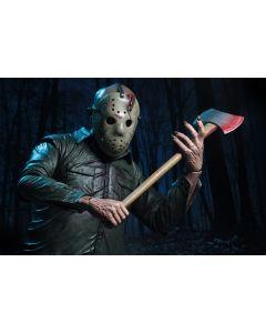 Friday the 13th IV 1/4 Jason NECA