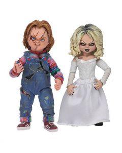 Bride of Chucky Ultimate Chucky & Tiffany NECA
