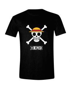 One Piece Ruffy Logo T-Shirt