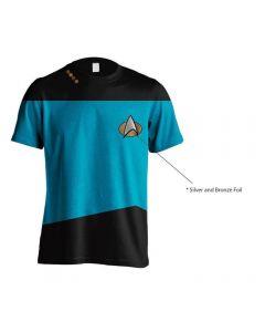 Star Trek TNG Blue T-Shirt
