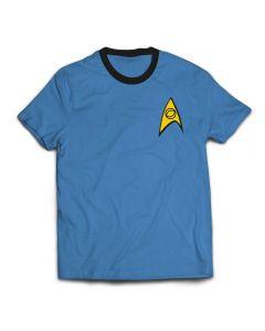 Star Trek TOS Blue T-Shirt