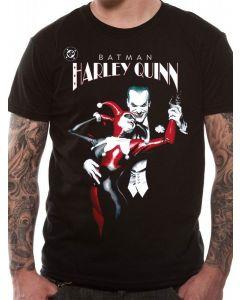Batman Joker and Harley Quinn T-Shirt