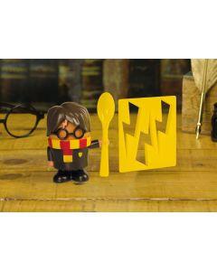 Harry Potter Eierbecher und Toastausstechform