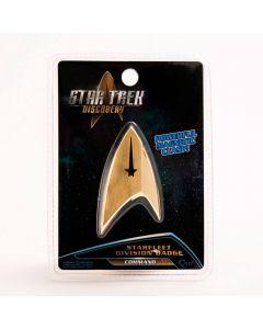 Star Trek Discovery Starfleet Command Badge