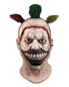 American Horror Story Twisty Latex-Maske