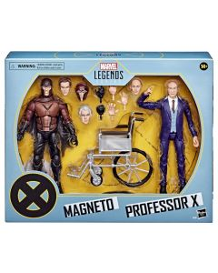Marvel Legends X-Men Professor X und Magneto 15cm Doppelpack 2020