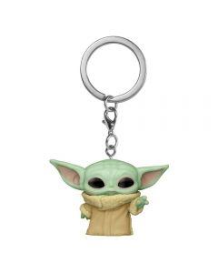 Star Wars The Mandalorian Grogu / The Child / Baby Yoda POP! Schlüsselanhänger / Keychain